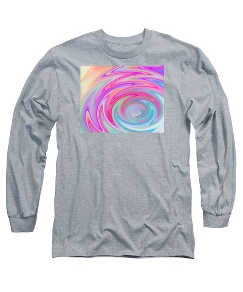 Morning Thoughts Long Sleeve T-Shirt