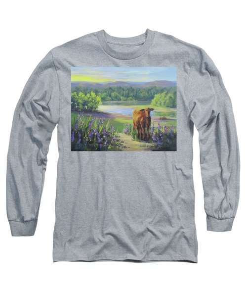 Morning Walk Long Sleeve T-Shirt