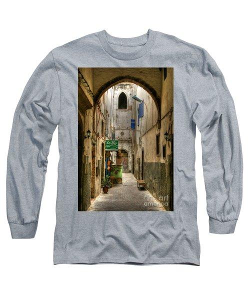 Moroccan Medina Long Sleeve T-Shirt