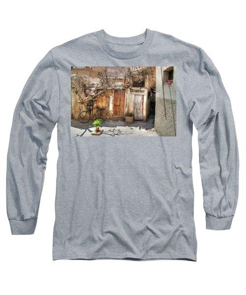 Moroccan Shanty Long Sleeve T-Shirt