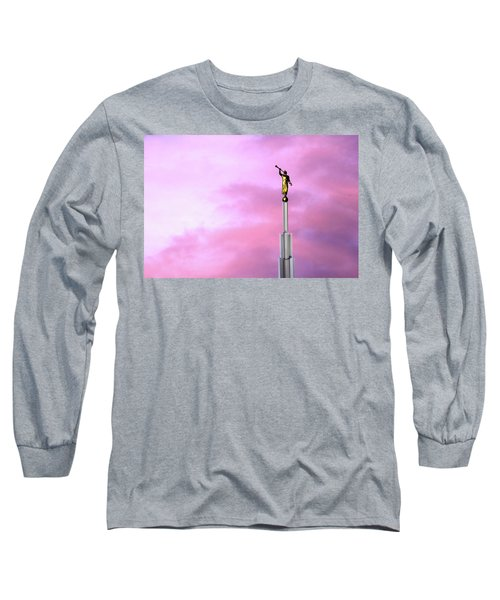 Moroni At Dawn Long Sleeve T-Shirt
