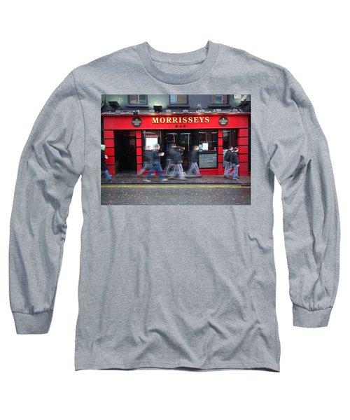 Morrissey Long Sleeve T-Shirt