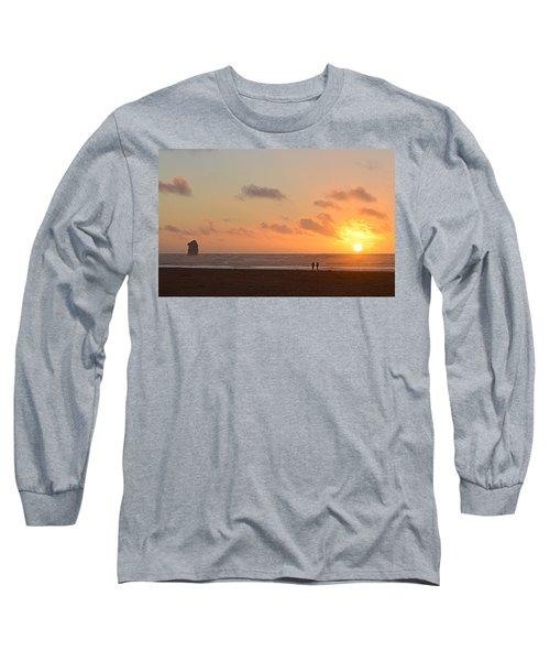Morro Sunset Long Sleeve T-Shirt