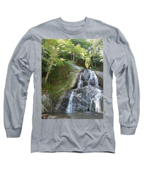 Mose Glenn Falls Granville Vt. Long Sleeve T-Shirt