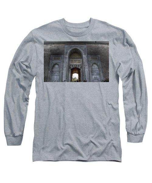 Mosque Long Sleeve T-Shirt