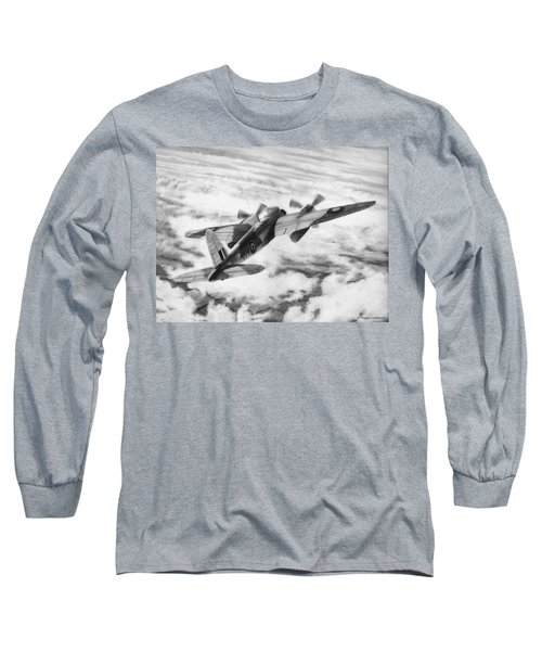 Mosquito Fighter Bomber Long Sleeve T-Shirt