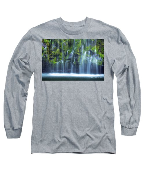 Mossbrae Falls - 05 Long Sleeve T-Shirt