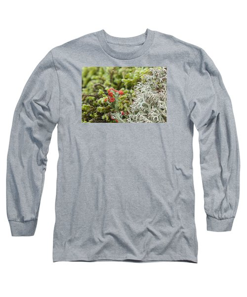 Mossy Forest Long Sleeve T-Shirt