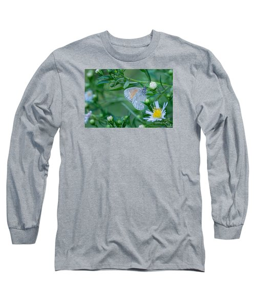 Long Sleeve T-Shirt featuring the photograph Moth by Alana Ranney