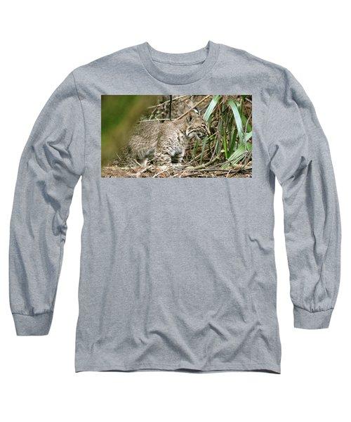 Mother Bobcat Long Sleeve T-Shirt