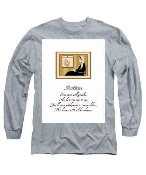 Mother Long Sleeve T-Shirt