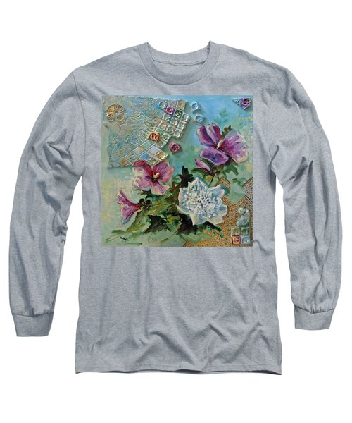 Mothers Althea Long Sleeve T-Shirt by Suzanne McKee