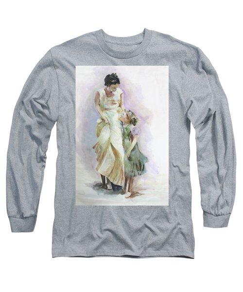 Mothers Love Long Sleeve T-Shirt