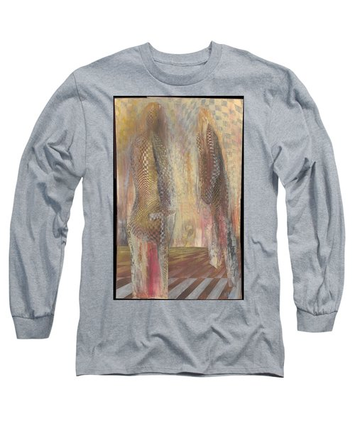 Motives Lay Bare Long Sleeve T-Shirt