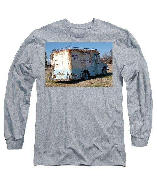 Motor City Pop #16 Long Sleeve T-Shirt