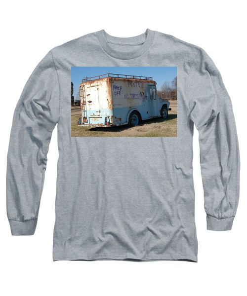 Motor City Pop #16 Long Sleeve T-Shirt
