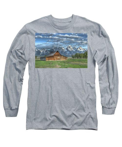 Moulton Morning Long Sleeve T-Shirt