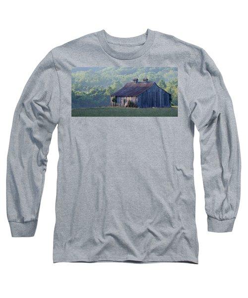 Mountain Cabin Long Sleeve T-Shirt
