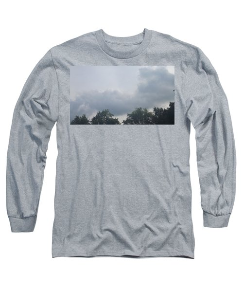 Mountain Clouds 4 Long Sleeve T-Shirt by Don Koester