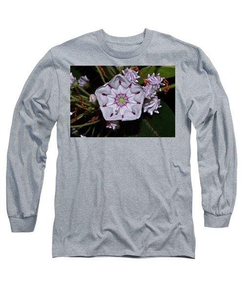 Mountain Laurel 005 Long Sleeve T-Shirt