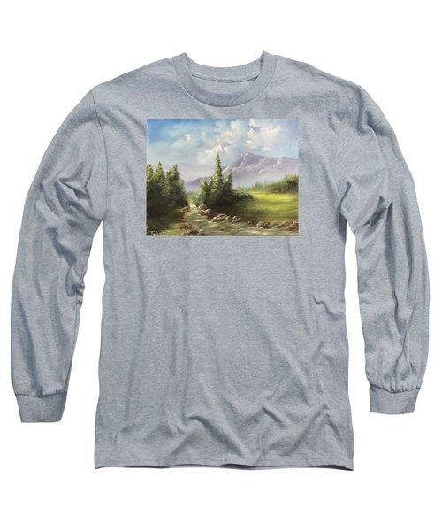 Mountain Meadow Long Sleeve T-Shirt