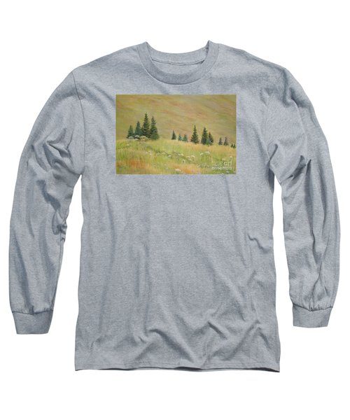 Mountain Meadow Long Sleeve T-Shirt
