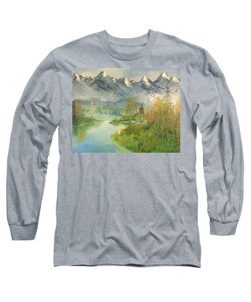 Mountain View Glen Long Sleeve T-Shirt