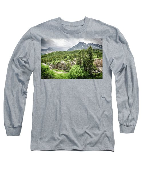 Mountain Vistas Long Sleeve T-Shirt