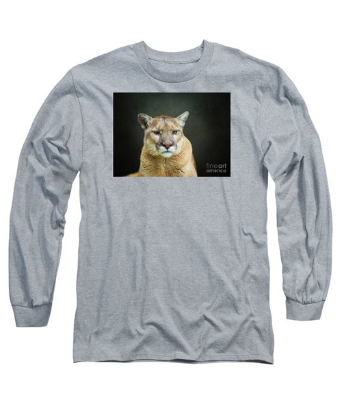 Mountian Lion Long Sleeve T-Shirt