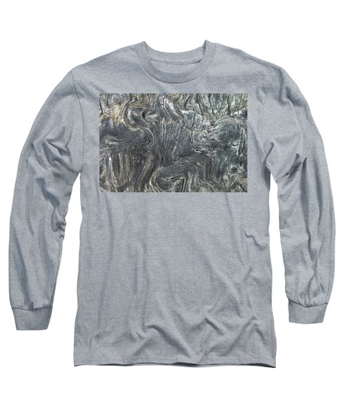 Movement In The Earth Long Sleeve T-Shirt