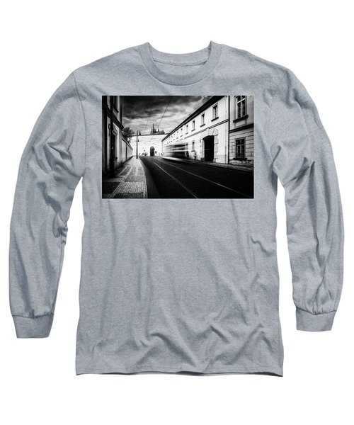 Street Tram Long Sleeve T-Shirt