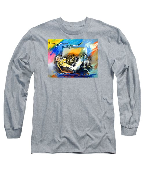 Mr Ameeba 9 Long Sleeve T-Shirt