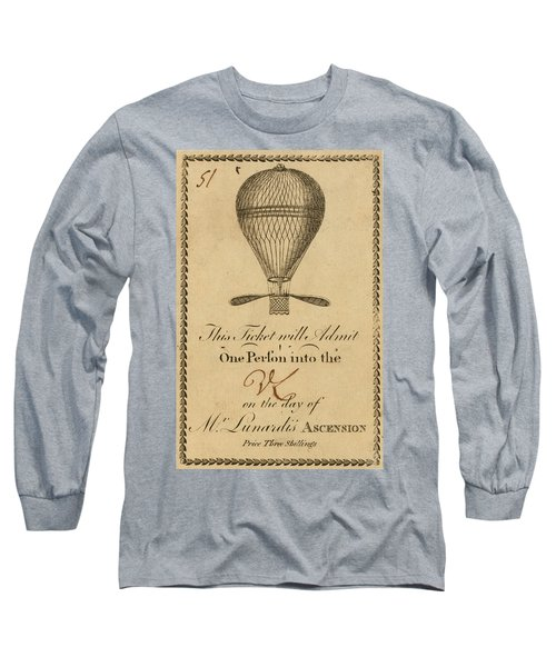 Mr. Lunardi Ascension Long Sleeve T-Shirt