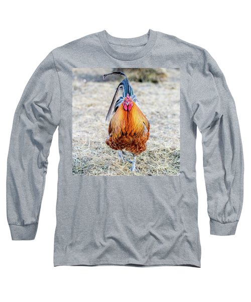 Mr. Rooster Long Sleeve T-Shirt
