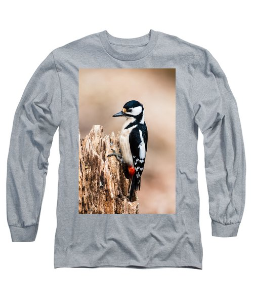 Mrs Woodpecker Long Sleeve T-Shirt