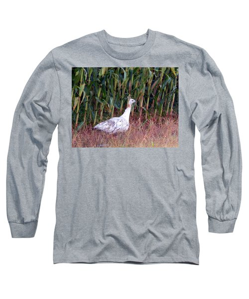 Ms Giddygaddy Takes A Stroll Long Sleeve T-Shirt
