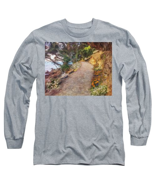 Mt. Maunganui Base Walk Long Sleeve T-Shirt