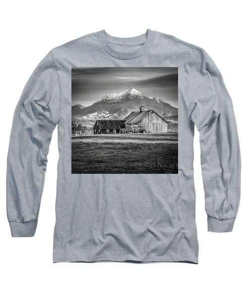 Mt Pilchuck Long Sleeve T-Shirt