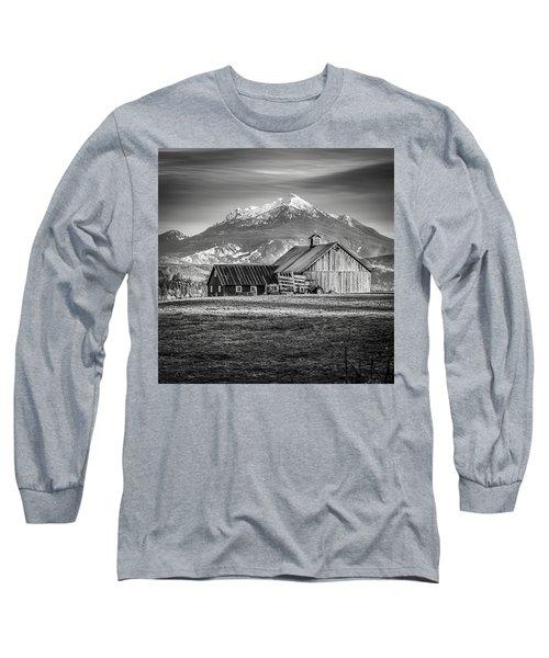 Mt Pilchuck Long Sleeve T-Shirt