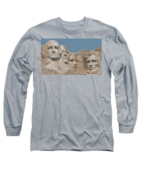 Mt. Rushmore Long Sleeve T-Shirt
