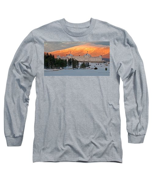 Mt. Washinton Hotel Long Sleeve T-Shirt