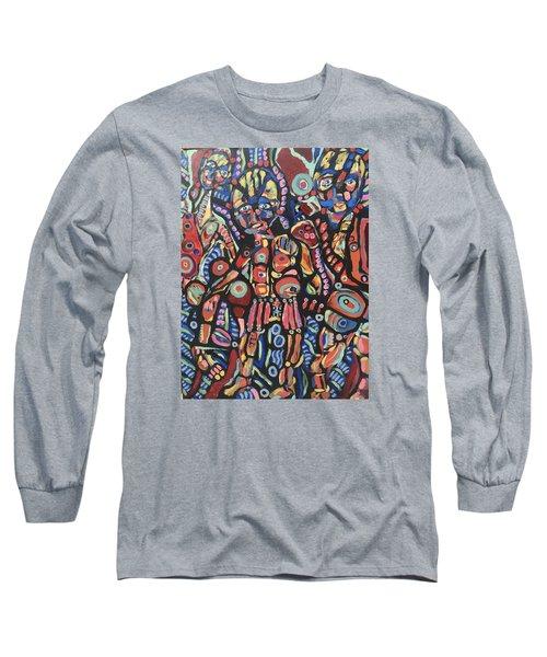 Muchadumbre # 10 Long Sleeve T-Shirt