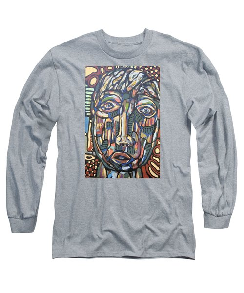 Muchadumbre # 9 Long Sleeve T-Shirt