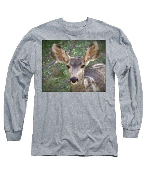 Mule Deer Long Sleeve T-Shirt
