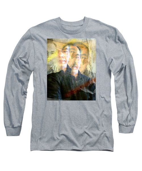 Long Sleeve T-Shirt featuring the photograph Multiverse by Prakash Ghai