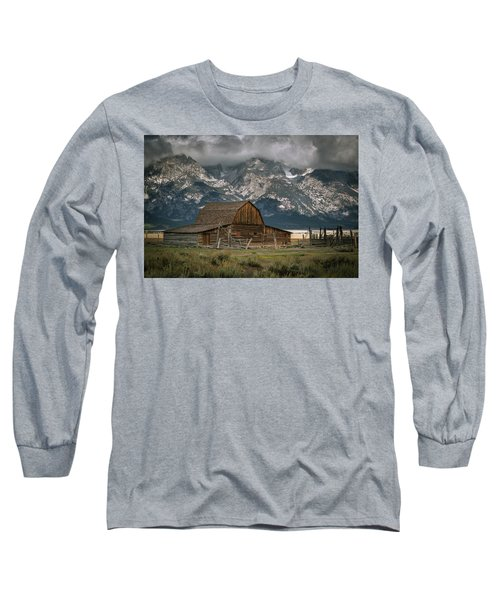 Multon Barn Long Sleeve T-Shirt