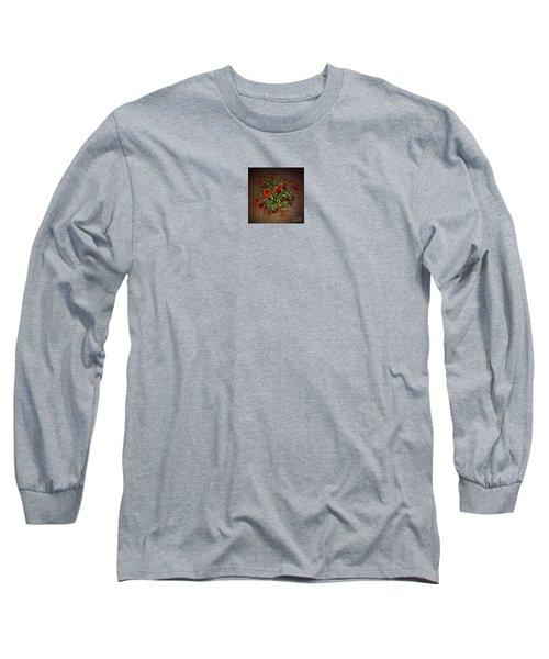 Mums Long Sleeve T-Shirt by Mim White