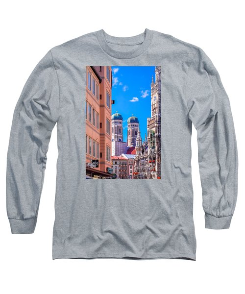 Munich Center Long Sleeve T-Shirt