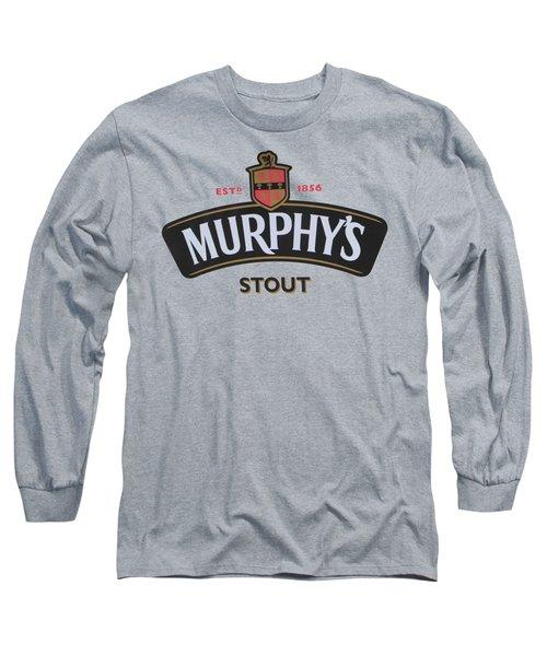 Murphys Irish Stout Long Sleeve T-Shirt