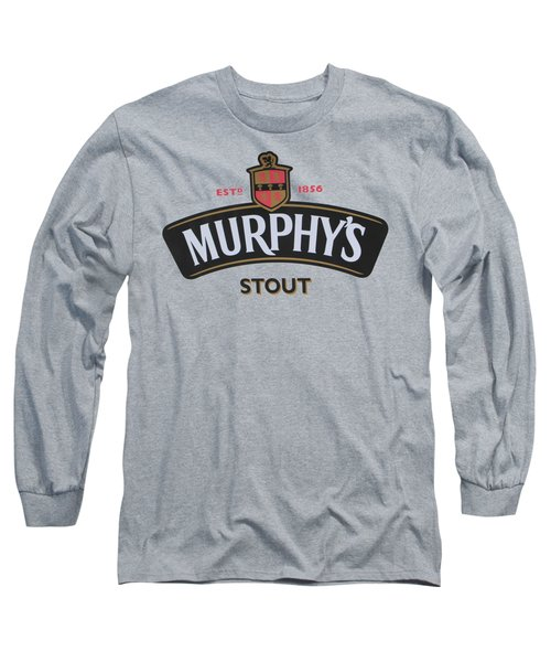 Murphys Irish Stout Long Sleeve T-Shirt